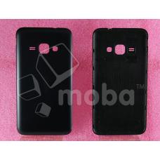 Задняя крышка для Samsung J120F (J1 2016) Черный