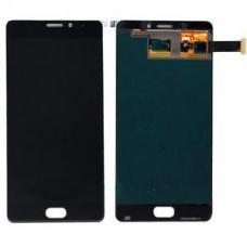 Дисплей с тачскрином Meizu Pro 7 черный OLED