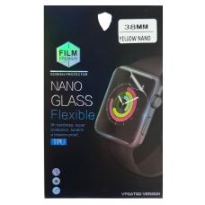 Защитная пленка для Apple Watch NANO 38 мм черная
