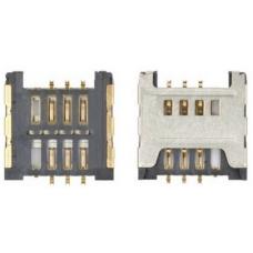 Коннектор Sim-карты Samsung Galaxy S GT-i9000 / i9220 / S5360 / S5690 / N7000
