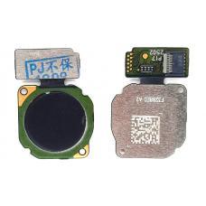 Сканер отпечатка пальца Huawei Mate 20 Lite/ Honor 8 Lite/ 8c/ V9/ Nova 2 черный