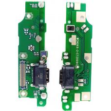 Шлейф зарядки Nokia 6.1 TA-1043 / TA-1050 / TA-1054 / микрофон