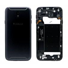 Корпус Samsung Galaxy J7 (2017) SM-J730 черный