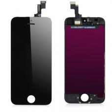 Дисплей с тачскрином для iPhone 5S/ iPhone SE черный ORG
