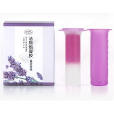 Освежающий гель для туалета Xiaomi Clean-n-Fresh Toilet Gun Gel (purple)