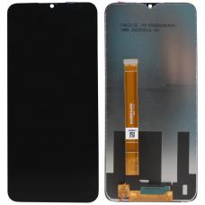 Дисплей с тачскрином Realme 5/OPPO A5 (2020)/OPPO A9 (2020) черный Премиум
