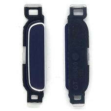 Кнопка Home Samsung Galaxy S3 GT-i9300/ GT-i9300i синяя