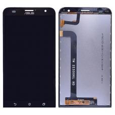 Дисплей с тачскрином Asus ZenFone 2 Laser ZE550KL (Z00LD) черный