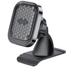 Автомобильный держатель для телефона HOCO S47 Fuerte series магнитный (black)