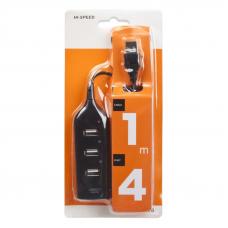 USB HUB на 4 порта (блистер)