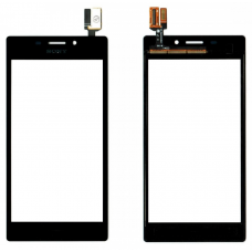 Тачскрин Sony Xperia M2 / M2 Dual D2303/D2302 черный