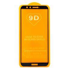 Защитное стекло полное для Huawei Honor 9 Lite (LLD-L31) черное