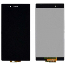 Дисплей с тачскрином Sony Xperia Z (C6603) черный