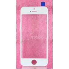 Стекло для iPhone 5/5C/5S/SE Белое