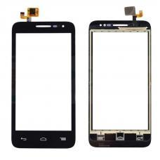 Тачскрин Alcatel Pop D5 OT-5038X / OT-5038D черный