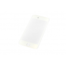 Стекло для переклейки Apple Iphone 5/5S White