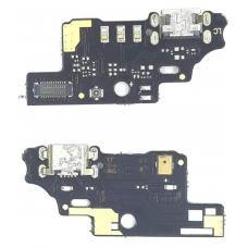 Шлейф зарядки ZTE Blade S6
