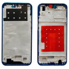 Рамка дисплея для Huawei P20 Lite/ Nova 3E (ANE-LX1) синяя
