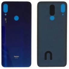 Задняя крышка Xiaomi Redmi Note 7 синий