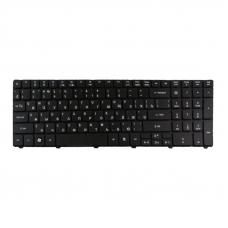 Клавиатура для Acer Aspire 5810 5810T 5536 5536G 5738 5738G 5740 5336 7551 5410 5252 5742G (без рамки, чёрная)