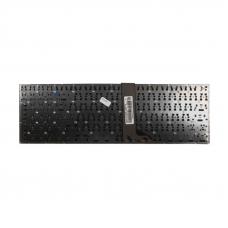 Клавиатура для Asus K56 K56C K56CB K56CM K56CA (чёрная без рамки)