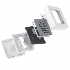 Умный термометр гигрометр Xiaomi Mijia Bluetooth Thermometer 2 LYWSD03MMC (белый)