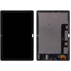 Дисплей с тачскрином Huawei MediaPad M5 Lite 10.1 (BAH2-L09) черный