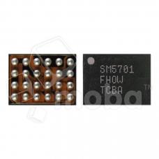 Микросхема SM5701 (Контроллер питания для Samsung J120/J320)