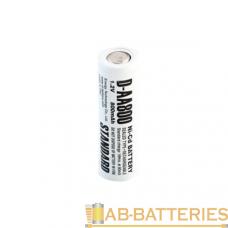 Аккумулятор ET D-AA800 14.5*48.5, 1.2В, 800мАч, Ni-CD (1/50/600)