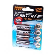 Аккумулятор Robiton BL4 NI-MH 1000mAh