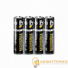 Батарейка Crazy Power R03 AAA Shrink 4 Heavy Duty 1.5V (4/60/1200)