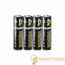 Батарейка Crazy Power R6 AA Shrink 4 Heavy Duty 1.5V (4/60/1200)