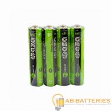 Батарейка Фаzа R03 AAA Shrink 4 Heavy Duty 1.5V (4/60/1200)