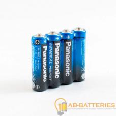 Батарейка Panasonic GENERAL Purpose R6 AA Shrink 4 1.5V (4/60/600)