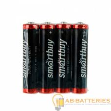 Батарейка Smartbuy Super R03 AAA Shrink 4 Heavy Duty 1.5V (4/60/600)