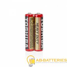 Батарейка Toshiba R03 AAA Shrink 2 Heavy Duty 1.5V (2/40/200/1000)