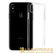 Чехол HOCO Crystal clear series TPU case for iPhone XS Max Прозрачный (1/20/200)
