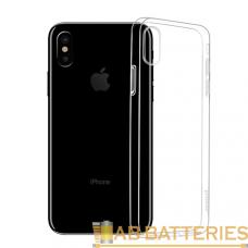 Чехол HOCO Light series TPU case for iPhone X Прозрачный