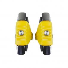 Геймпад-держатель COTEetCI  G-8 Mechanical Game Joystick (желтый)