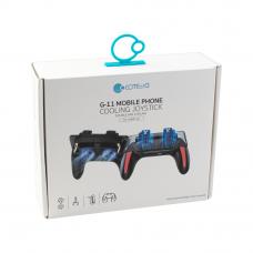 Геймпад-держатель COTEetCI G-11 Mobile gamepad (semiconductor refrigeration) с охлаждением (черный)