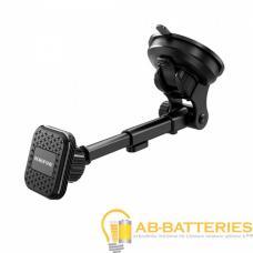 Держатель автомобильный Borofone BH21 присоска магнит черный (1/100)
