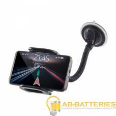 Держатель автомобильный Defender Car holder 111 присоска черный (1/50)