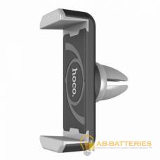 Держатель автомобильный HOCO CPH01 в воздуховод черный (1/268)