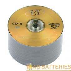 Диск CD-R VS 700MB 52x 50шт. (50/600)
