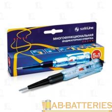 Индикаторная отвертка Safeline MS-18 многофункциональная (1/50/500)