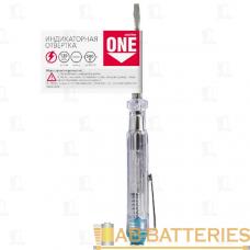 Индикаторная отвертка Smartbuy Tools ONE 135.0мм (1/720)
