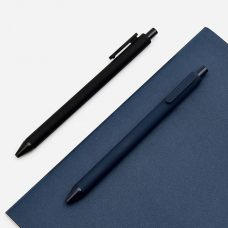 Набор гелевых ручек Xiaomi KACO Pure Plastic Gel Ink Pen K1015 10 шт. (синий)