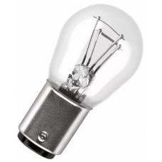 Лампа галогенная ЭРА P21 BAY15d 5W 12V для указателей поворота и стоп-сигнала (1/10)
