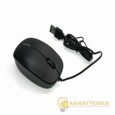 Мышь проводная Smartbuy 214 ONE классическая USB черный (1/100)