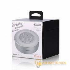 Портативная Bluetooth колонка REMAX RB-M13 Серебристый